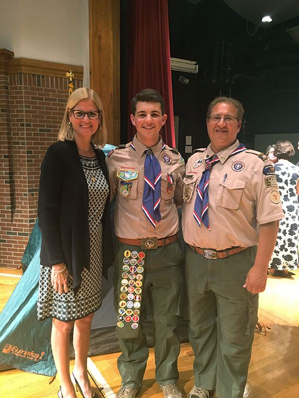 Eagle Scout Troop 390