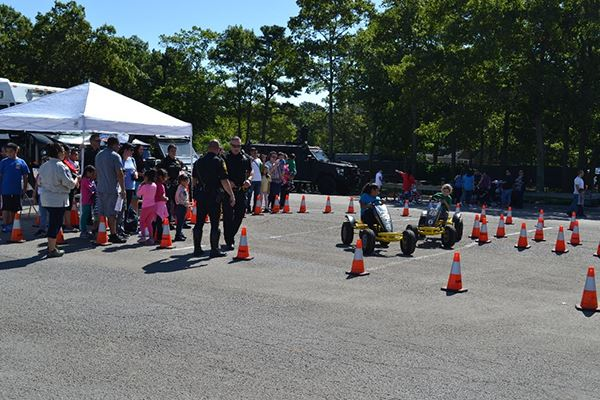Kids Learning at 2017 Brookhaven Highway Day