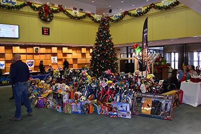 INTERFACE toy drive 2017