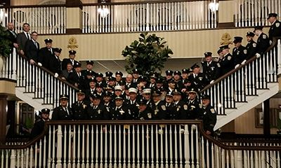 Brookhaven FD Installation group photo