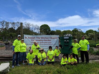 Great Brookhaven Cleanup group photo