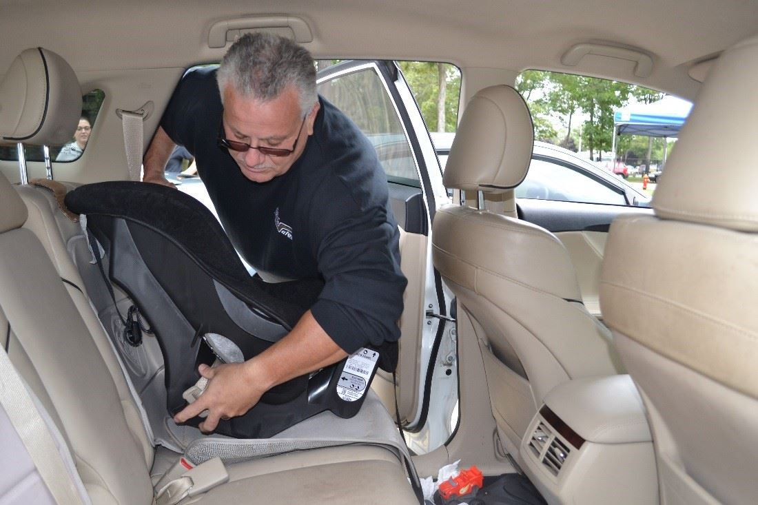 Car seat installation