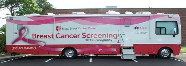 Breast Cancer Screening Van