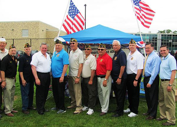 Supervisor Romaine, Councilman LaValle Honor Veterans at Kids 4 Vets Day Community Event in Ronkonko