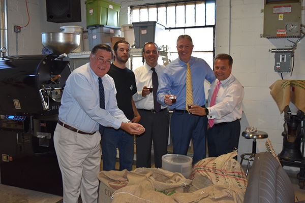Town Board Launches Coffee Grounds for Compost Recycling Program