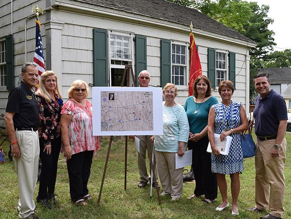 Councilman Kevin LaValle Unveils Historic Map of Third Council District