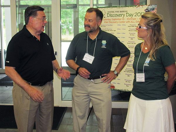 Supervisor Romaine Attends Central Pine Barrens 11th Annual Discovery Day at Wertheim National Wildl