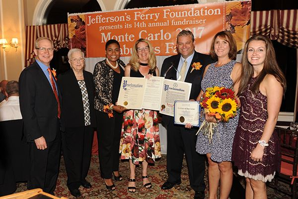 Councilwoman Cartright Honors Jefferson's Ferry Foundation at Annual Fundraiser