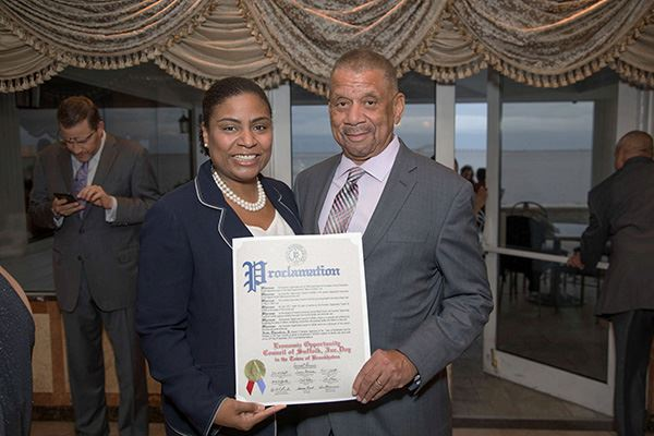 Councilwoman Cartright Honors 50th Anniversary of the Economic Opportunity Council of Suffolk