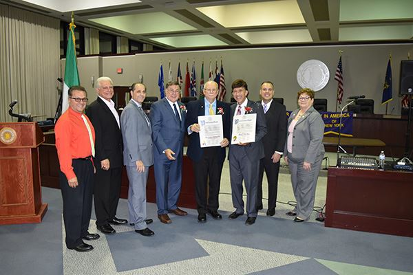 Town Celebrates 2nd Annual A Taste of Italy - An Italian American Heritage and Culture Event