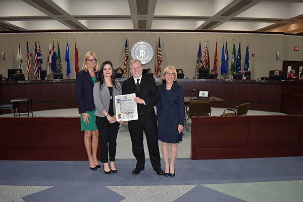 Councilwoman Bonner and Town Board Declare April as Living Organ Donor Month in Brookhaven Town