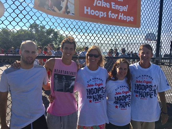 Hoops for Hope Basketball Tournament Group